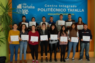 "Entrega diplomas ""Job Junior Coach"""
